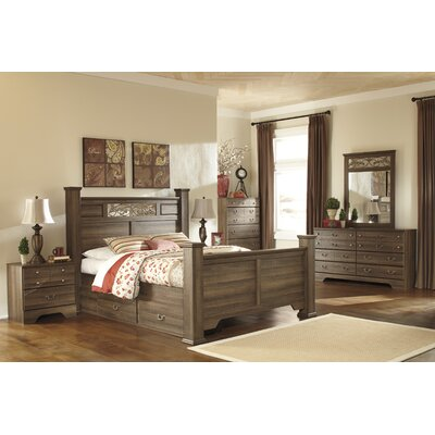 Devondra Queen Panel Customizable Bedroom Set