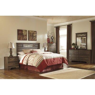 Devondra Panel Customizable Birch Bedroom Set