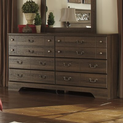 Devondra 6 Drawer Double Dresser