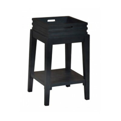 Felicien End Table Finish: Manor Graystone
