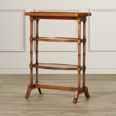 Chuck End Table Color: Antique Cherry