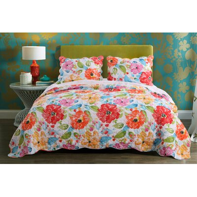Sevan Reversible Quilt Set Size: King