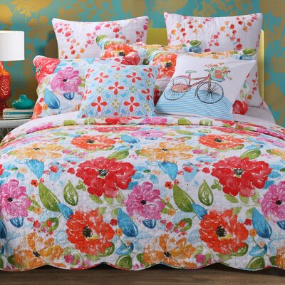 Sevan Reversible Quilt Set Size: Full/Queen