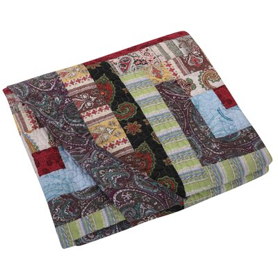 Sherine Lodge Cotton Throw