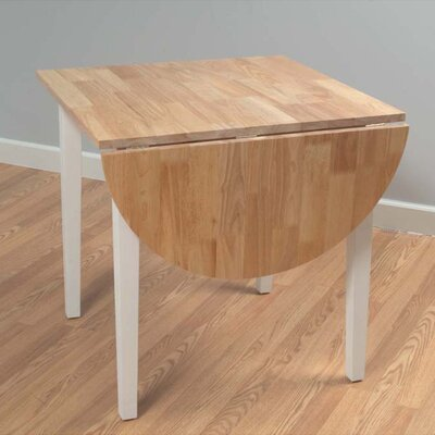 Wisteria Dining Table Finish: White