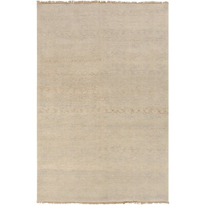 Syrine Ivory Solid Rug Rug Size: Rectangle 2 x 3