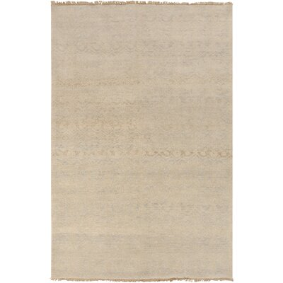 Syrine Ivory Solid Rug Rug Size: Rectangle 56 x 86