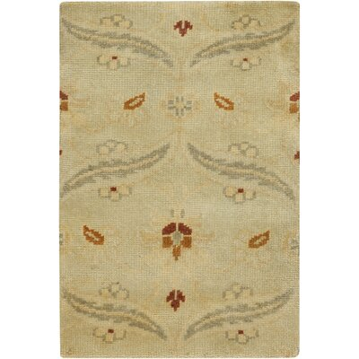 Aubrey Sea Foam Area Rug Rug Size: 9 x 13