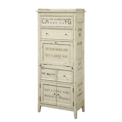 Luna 4 Drawer Cabinet