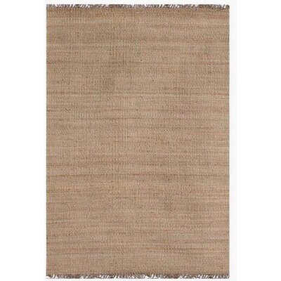 Ephemerine Natural Area Rug Rug Size: 9 x 13