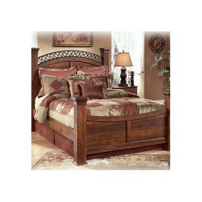 Elle Panel Bed
