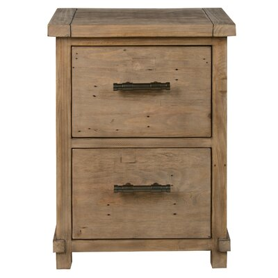 Quincy 2-Drawer Filing Cabinet