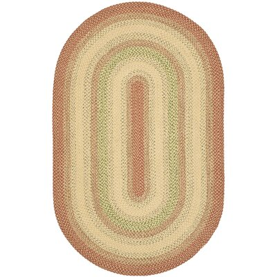 Georgina Multi Area Rug Rug Size: Oval 3 x 5