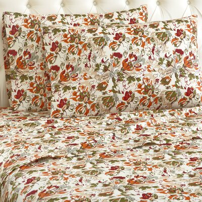 Georgette Sheet Set III Size: California King