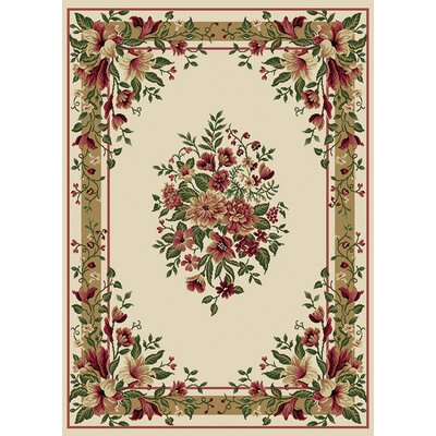 Bertie Area Rug Rug Size: Rectangle 52 x 72