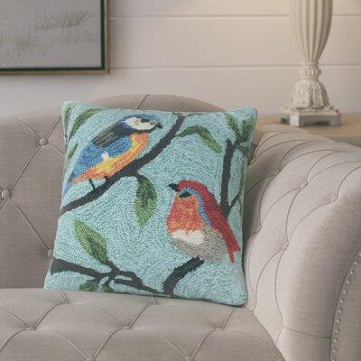 Ismay Birds on Branches Indoor/Outdoor Throw Pillow