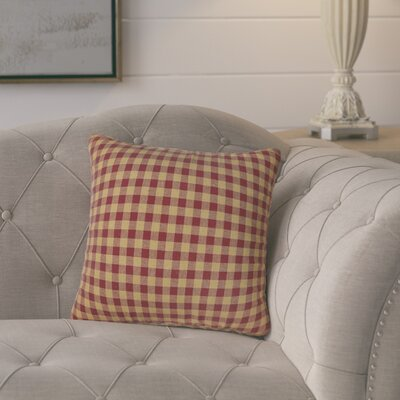 Isabella 100% Cotton Throw Pillow