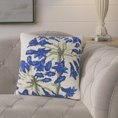 Ismay Lily Indoor/Outdoor Throw Pillow