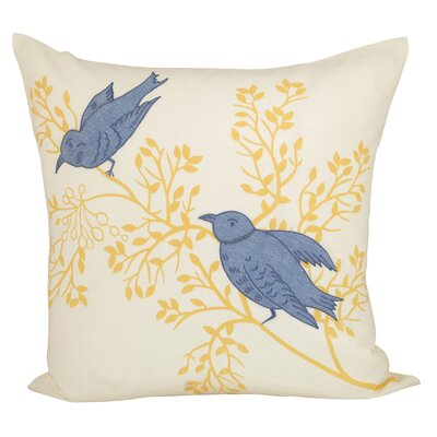 Chauncey Cotton Throw Pillow