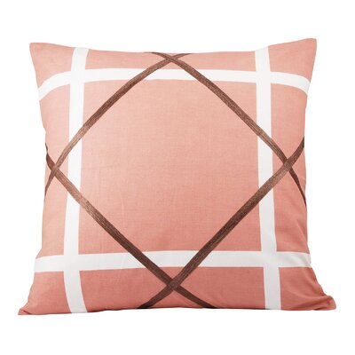 Alain Cotton Throw Pillow