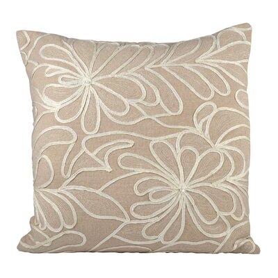Tess Cotton Throw Pillow