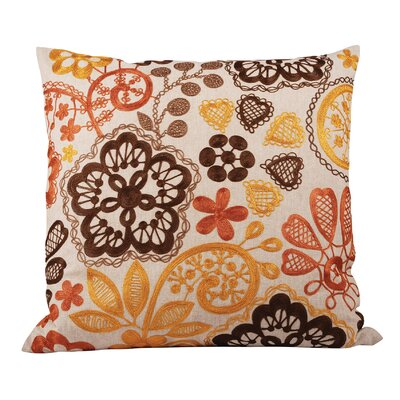 Adele Cotton Throw Pillow