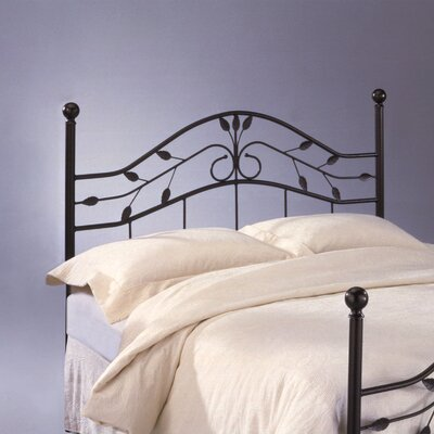 Paris Open-Frame Headboard Size: King, Frame Finish: Hammered Copper