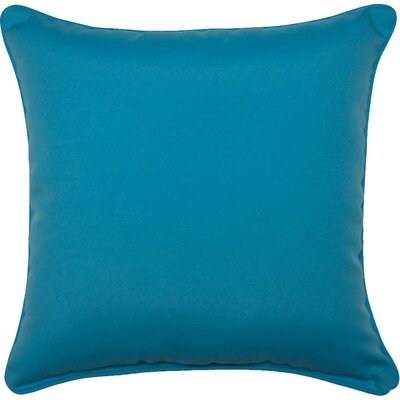 Aitana Outdoor Throw Pillow Color: Pool
