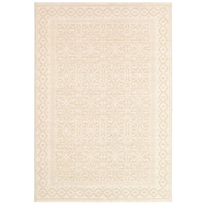 Somme Champagne Rug Rug Size: 53 x 76