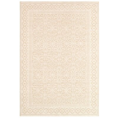 Somme Champagne Rug Rug Size: 311 x 56