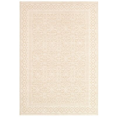 Somme Champagne Rug Rug Size: 710 x 109