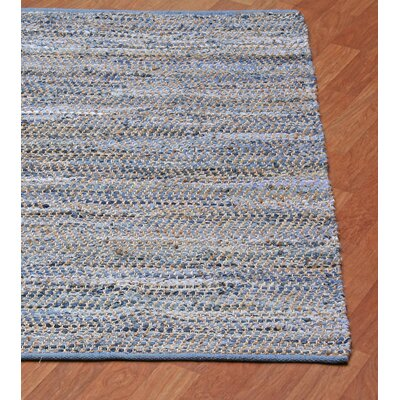 Latour Hand-Loomed Blue Area Rug
