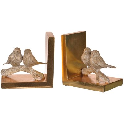 2 Piece Bookend Set