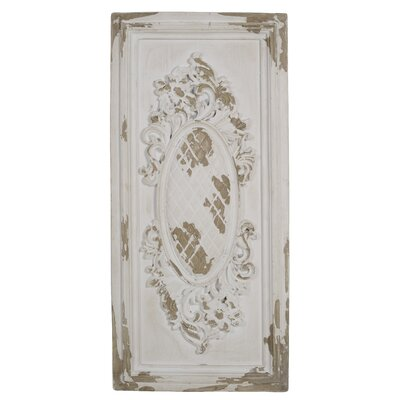 Rectangular Magnesia Wall Decor