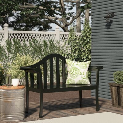 Nancy Entryway Wood Garden Bench