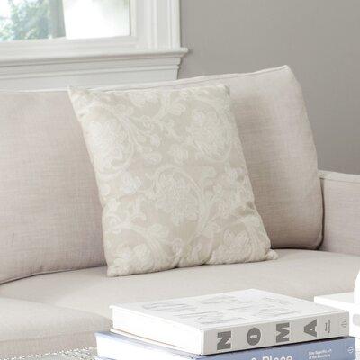 Vienna Cotton Throw Pillow