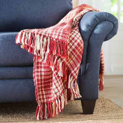 Collins Woven Acrylic Throw