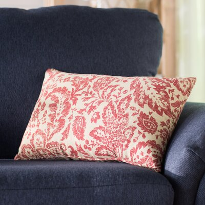 Elma Damask Throw Pillow