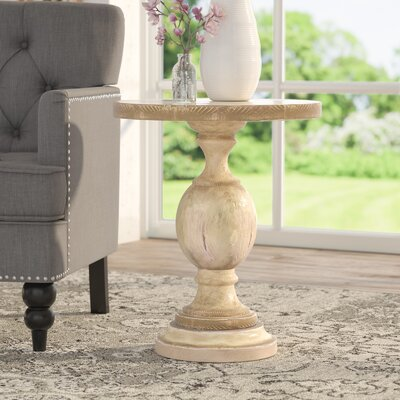 Adele End Table Finish: Natural
