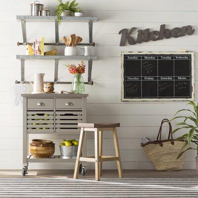 Metal Kitchen Wall Decor