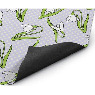 Bradshaw Floral Doormat