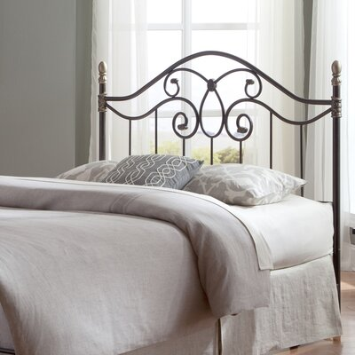 Belleville Open-Frame Headboard Size: King