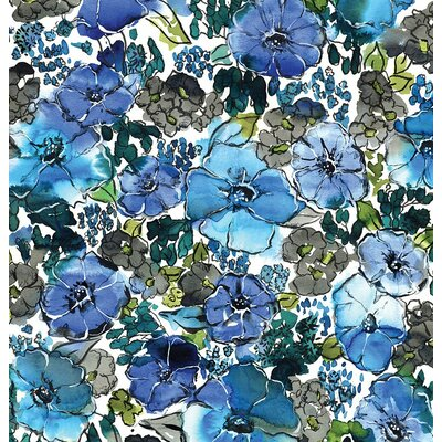 Chemung Bloom Shower Curtain