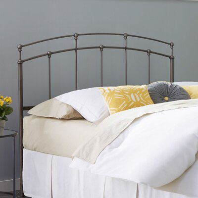 Belleville Slat Headboard Size: King