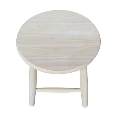 Toby 18 Wood Bar Stool
