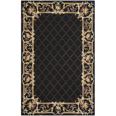 Kinchen Brown Area Rug Rug Size: Rectangle 6 x 9