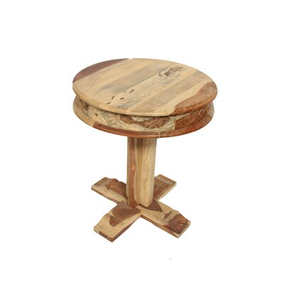 Lemoine Sheesham End Table
