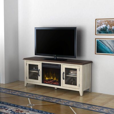 Melson 56 TV Stand Fireplace Included: Yes