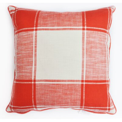 Gardiner 100% Cotton Throw Pillow