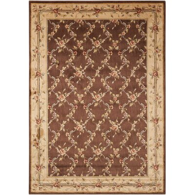 Onaway Chocolate Area Rug